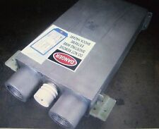 Fixed Plastic Dielectric Capacitor Northrop Tesla 7500.0 MEGAOHMS 88,000 VDC