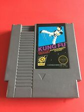 Nintendo nes game  Kung Fu - PAL B