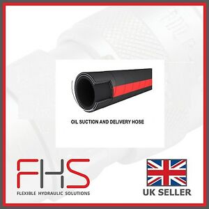 OSD Oil, Suction and Delivery Hose R4