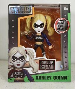 JADA DC Comics Suicide Squad Harley Quinn 4 inch Metals Die Cast Figure M166 NEW