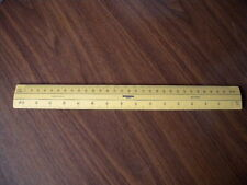 Vintage Metric Plastic Technical Scale Ruler Woomera 9412W 1:5 - 1:1000