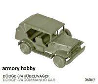 Roco miniTanks 5087 (266) Dodge Command Car