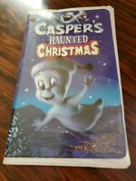 Caspers Haunted Christmas (VHS, 2000) the friendly ghost