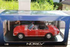 Norev Peugeot 504 Cabriolet 1:18 BOX