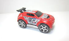 Hot Wheels Mitsubishi Pajero Red
