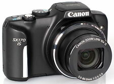16MP INFRARED IR DIGITAL CAMERA CANON SX170 - CHOOSE COLOUR OR MONOCHROME FILTER