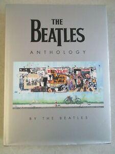 THE BEATLES ANTHOLOGY BY RINGO STARR, JOHN LENNON, CHRONICLE BOOKS HARDCOVER