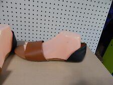 Ladies Candie's sandals - size 9 - mango cognac