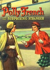 Girls' Series Book: Polly French & The Surprising Stranger ~ Hardcover 1956