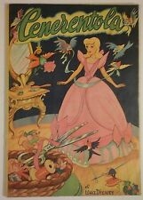 CENERENTOLA collezioni Lampo 1953 completo ottimo cards album CPL 240/240 Ia ed.
