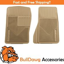 Husky Liners 51073 - Heavy Duty Floor Mats - Front Row - Tan