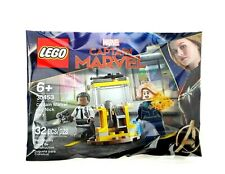 LEGO ® - Captain Marvel and Nick Fury Polybag 30453 - IN HAND