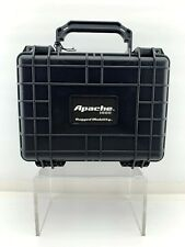 Brand New Apache 1800 Weatherproof Protective Case For Electronice, Guns.