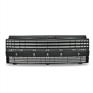 Badgeless debadged grill compatible with VW T4 Short Nose 1996-2003
