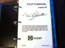 Bombardier LearJet 45 Pilot's Manual