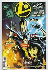 Legion of Super Heroes #6 DC Comic 2020 Sook Bendis Moore 1st Print Appearance
