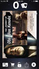 Topps Star Wars Digital Card Trader Journey Of Obi-Wan Fate Insert Award