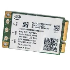 IBM Lenovo Thinkpad Intel N WiFi mini Wireless card 5300 for X200 T400 T500