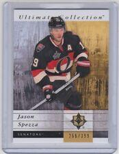 11-12 2011-12 ULTIMATE COLLECTION JASON SPEZZA BASE CARD /399 42 OTTAWA SENATORS