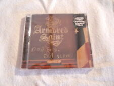 "Armored Saint ""Nod to the old school"" 2cd limited Ed 2001 metal Blade New Sealed"