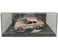 1/43 FORD ESCORT RS 1600 MKI 1974 RALLY RALLYE COCHE METAL ESCALA SCALE DIECAST