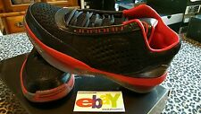 Nike Air Jordan 2010 TEAM OUTDOOR 8/3/10 BLACK/VARSITY RD-LT GRAPHITE 415093 003