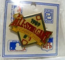 VINTAGE LA ANGELS PIN - 1989 ALL-STAR GAME - (CALIFORNIA  ANGELS) - NEW