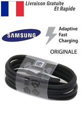 CABLE CHARGEUR USB DATA TYPE-C CORDON RAPIDE ORIGINAL SAMSUNG GALAXY S8 S8+ PLUS