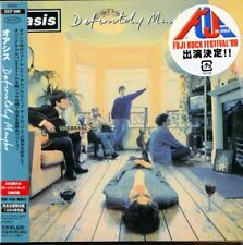 OASIS-DEFINITELY MAYBE-JAPAN MINI LP CD Ltd/Ed F30