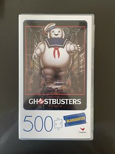 GHOSTBUSTERS Blockbuster Puzzle