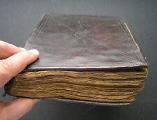 Rare Antique Manuscript Ethiopian Quran 18 century