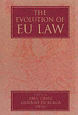 Ex-Library Law EU Law Adult Learning & University Books