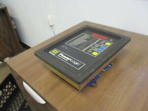 Square D PowerLogic Circuit Monitor 3020 CM-2150 100-264VAC 20-27VA 50/60Hz
