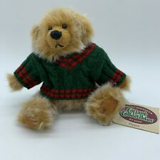 Ganz Pippin Teddy Bear Cottage Collectibles Moving Head Jointed Original