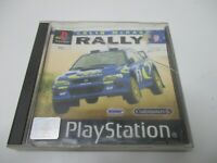 Colin McRae Rally (Sony PlayStation 1) no manual