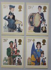 MAXIMUM CARDS 1982 BOYS SCOUTS REGNO UNITO