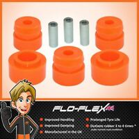 Land Rover Freelander 1 -5 Piece Rear Diff Mount Bushes in Polyurethane Flo-Flex