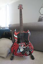 Epiphone SG Emily The Strange Limited Edition With Case