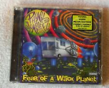 Phunk Junkeez : Fear of a Wack Planet CD New & Sealed