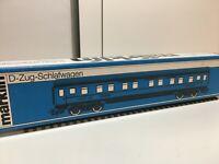 Schlafwagen - 4029 von Märklin - OVP -