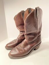 Men's Chippewa 29300, western work boots size 9 D