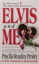 Presley, Priscilla Beaulieu-Elvis And Me BOOK NEW