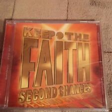 KEEP THE FAITH SECOND CHANCES BROKEN FIX ME CD NEW