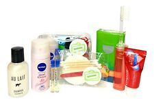 11 items Travel Size Toiletries Set - Kit for Travel, Spa, Gym, Holiday