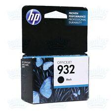 Genuine HP 932 Black Ink OfficeJet 6100 6600 6700 7510 7110 7610 7612-Retail Box