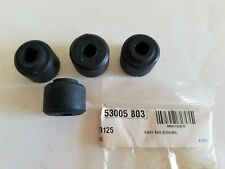 (4) Volvo 122S, 164,544, P1800s,1800E,1800ES Sway Bar Bushings (Links)  (83125)