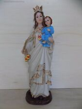 "Our lady of Mercy 12"" Statue /  Virgen de la Merced / virgen de las Mercedes"