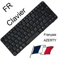 AZERTY Français Clavier Noir HP Compaq 2230s