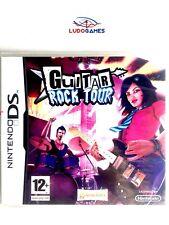 Guitar Rock Tour Nintendo DS PAL/SPA Precintado Videojuego Nuevo New Sealed