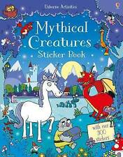 Mythical Creatures Sticker Book by Kirsteen Robson (Paperback, 2017)